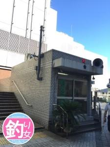 横浜駅東口交番前